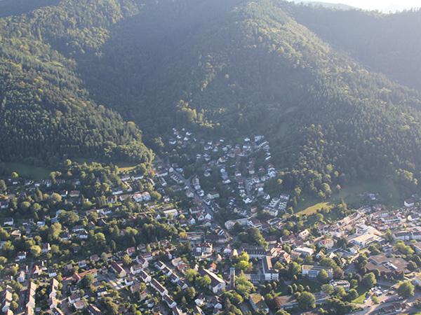 rundflug Freiburg
